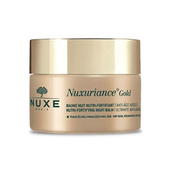 Nuxe Nuxuriance Gold nočni balzam, 50 mL