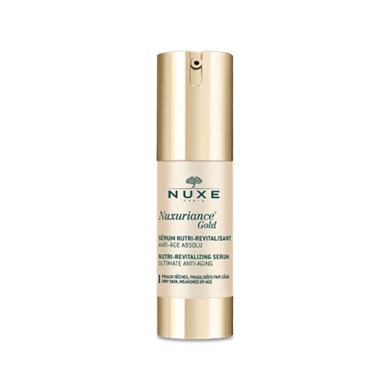 Nuxe Nuxuriance Gold revitalizacijski serum, 30 mL