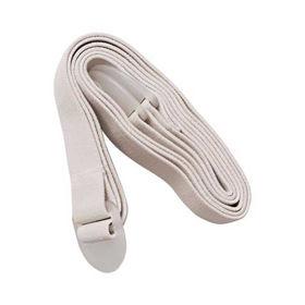Slika Dansac pas za stomo bele barve, 100 cm