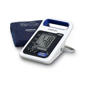 Slika Omron 1320 profesionalni merilec krvnega tlaka, merilec in manšete