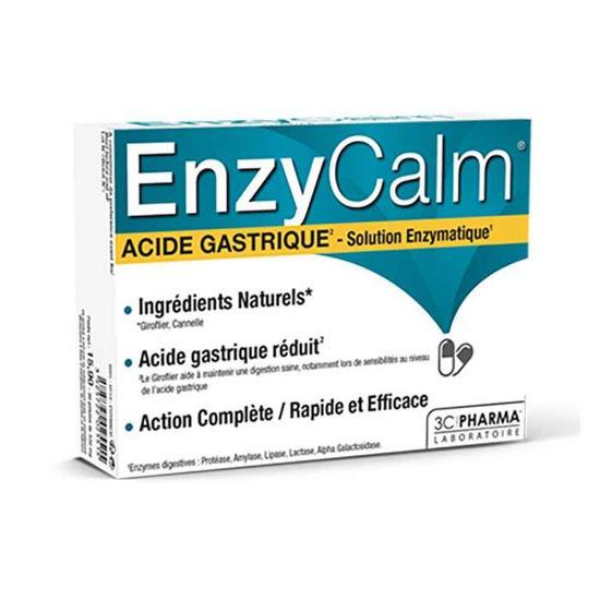 EnzyCalm - prebavni sokovi, 30 kapsul