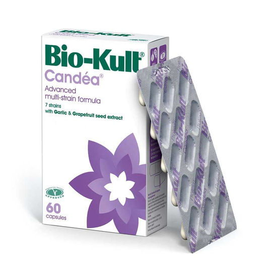 Bio-Kult Candea pomoč pri kandidi, 60 kapsul