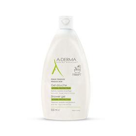 Slika A-Derma Hydra-Protective gel za tuširanje, 500 mL