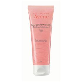 Slika Avene blagi gel za eksfoliacijo obraza za občutljivo kožo - tuba, 75 mL
