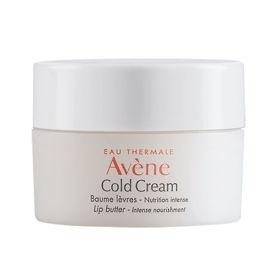 Slika Avene Cold Cream maslo za ustnice - lonček, 10 g ali AKCIJA