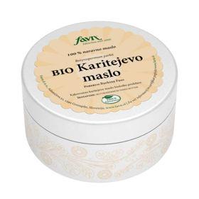 Slika Favn Bio karitejevo maslo za kožo in za lase, 150 mL