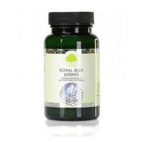 Slika G&G Vitamins Matični mleček (Royal Jelly) 600 mg, 60 kapsul
