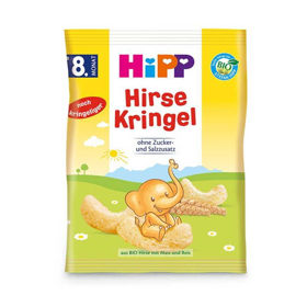 Slika HiPP bio proseni hrustljavčki, 30 g