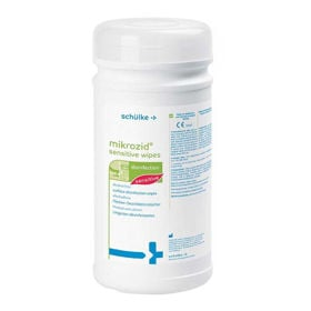 Slika Mikrozid sensitive dezinfekcijske krpice v dozi, 200 kom.