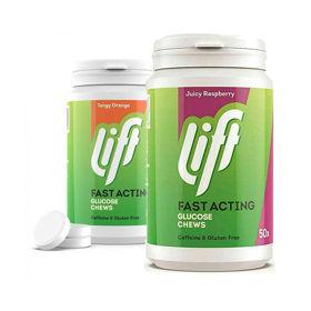 Slika Lift Fast Acting glukozne tablete, 50 tablet