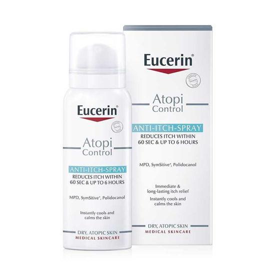 Eucerin AtopiControl sprej proti srbenju - srbečici, 50 mL