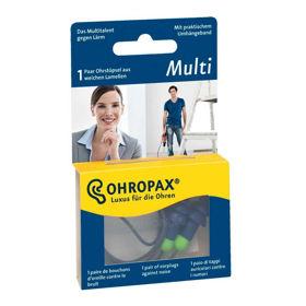 Slika Ohropax Multi čepki za ušesa, 2 čepka