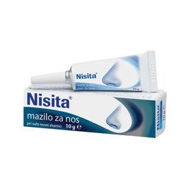 Slika Nisita mazilo za nos, 10 g