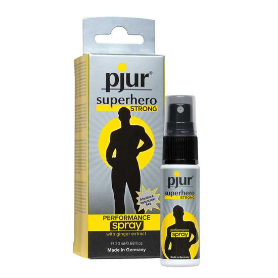 Pjur superhero Strong sprej, 20 mL
