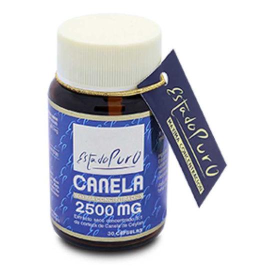 Estado Puro Canela Cimet 2500 mg, 30 kapsul