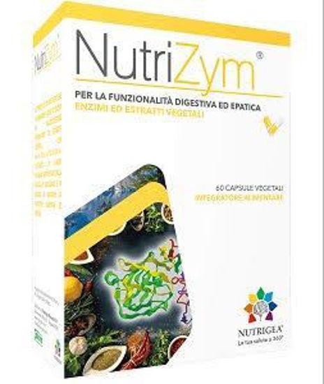 Nutrizym prebavni encimi