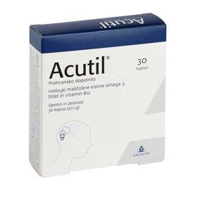 Slika Acutil kapsule, 30 kapsul