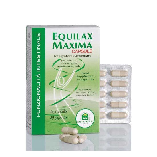 EQUILAX MAXIMA kapsule, 40 kapsul
