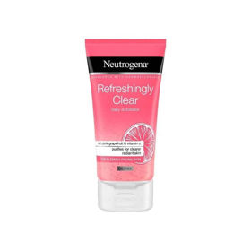 Slika Neutrogena Refreshingly Clear dnevni peeling z roza grenivko, 150 mL