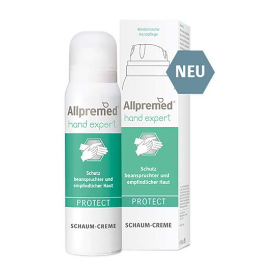 Allpremed HAND EXPERT Repair lipidna kremna pena, 100 mL