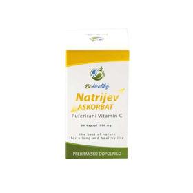 Slika Natrijev askorbat C vitamin, 60 kapsul