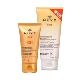 Slika Nuxe Sun slastna krema za zaščito obraza z ZF30, 50 mL ali AKCIJA