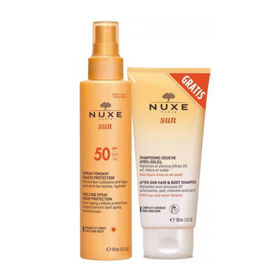 Slika Nuxe Sun topljivo razpršilo za obraz in telo z ZF50+, 150 mL