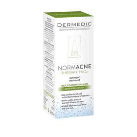 Slika Dermedic Normacne točkovni gel za tretma aken, 15 g