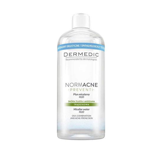 Dermedic Normacne Prevent micelarna voda H2O, 200 mL