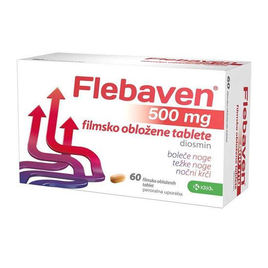 Pakiranje: 60 tablet; Koncentracija: 500 mg