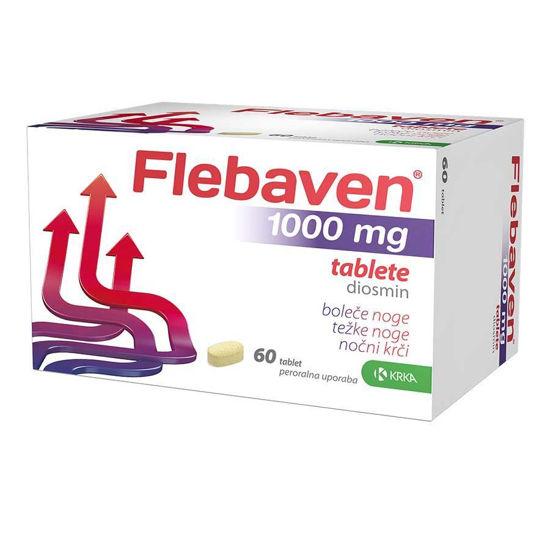 Pakiranje: 60 tablet; Koncentracija: 1000 mg