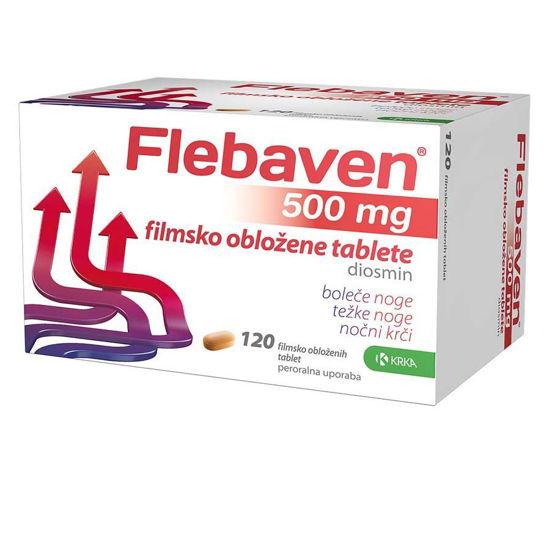 Pakiranje: 120 tablet; Koncentracija: 500 mg