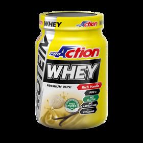 Slika WHEY PROTEIN 900 g  okus bogata vanilija