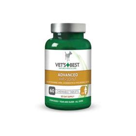 Slika Vet's Best Advanced Hip & Joint, žvečljive tablete za pse, 60 tablet