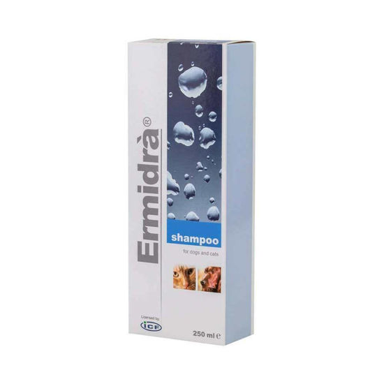 Ermidra šampon, 250 mL