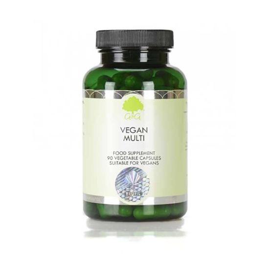 G&G Vitamins Vegan multikompleks, 90 kapsul