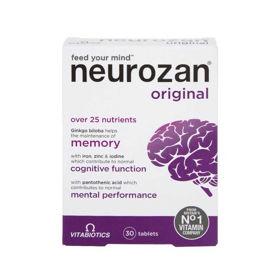 Slika Neurozan Original ginko biloba, 30 tablet
