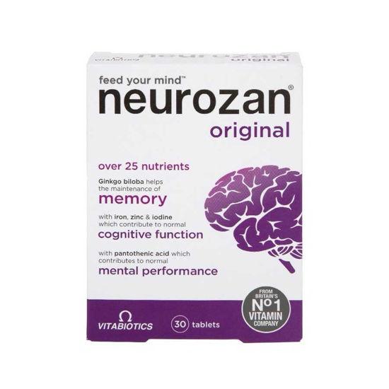 Neurozan Original ginko biloba, 30 tablet