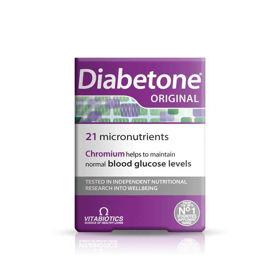 Slika Diabetone Original s kromom, 30 tablet