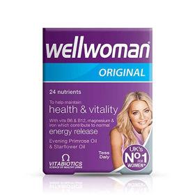Slika Wellwoman, 30 kapsul
