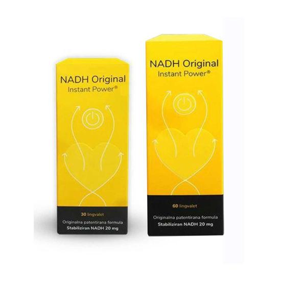 NADH Original Instant Power (Cellergie), 30 ali 60 pastil