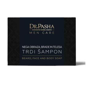 Slika Dr. Pasha Men trdi šampon za brado, 100 g