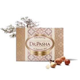Slika Dr. Pasha naravno milo za vse tipe kože Argan, 100 g
