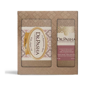 Slika Dr. Pasha darilo: argan milo + argan olje 30 %