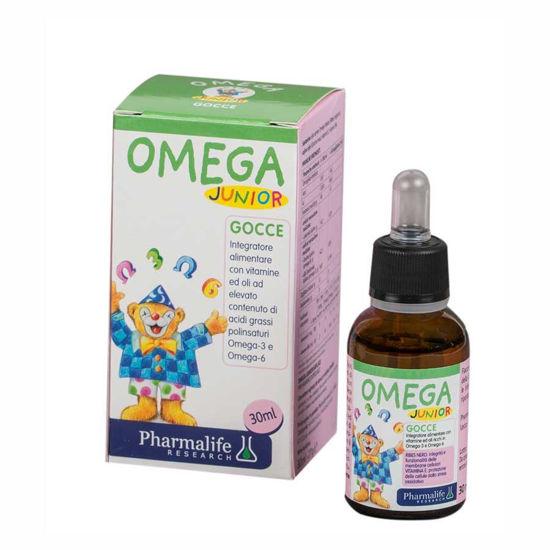 Fitobimbi Omega Junior kapljice, 30 mL