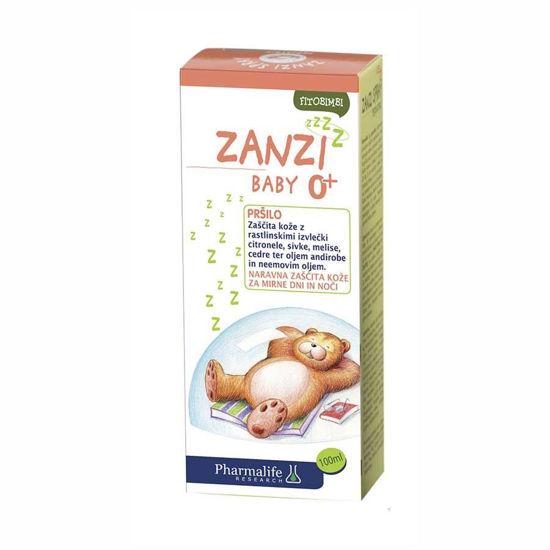ZANZI BABY 0+ pršilo 100 mL