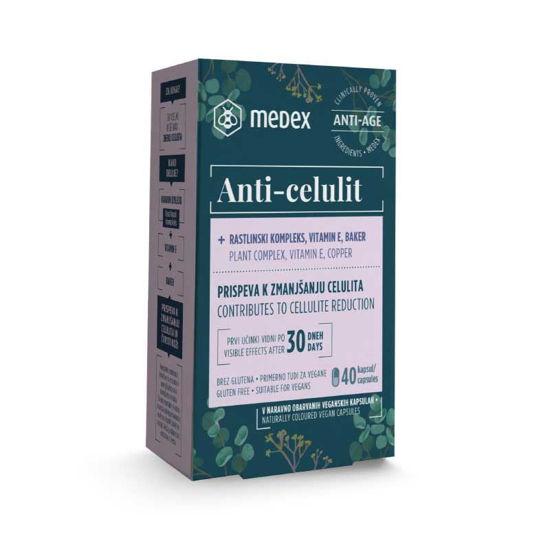 Anti-celulit Medex, 40 kapsul