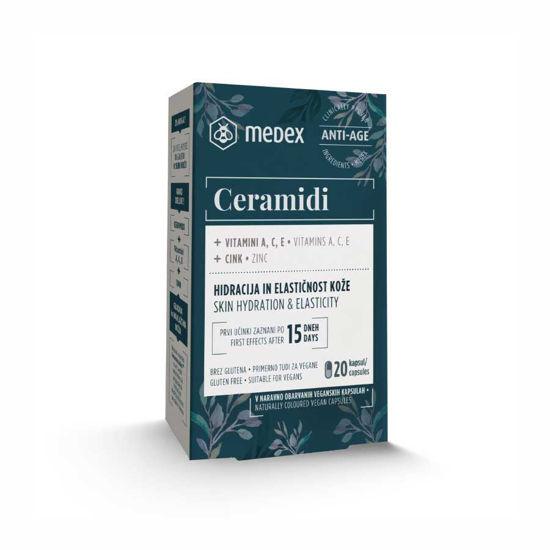 Ceramidi Medex, 20 kapsul