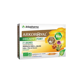 Slika Arkoroyal Immunity Forte ampule, 20x10 mL