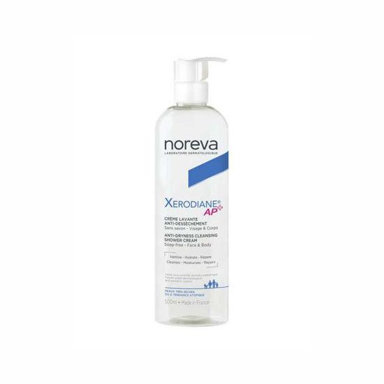 Noreva Xerodiane AP+ kremna čistilna gel krema za umivanje, 500 mL